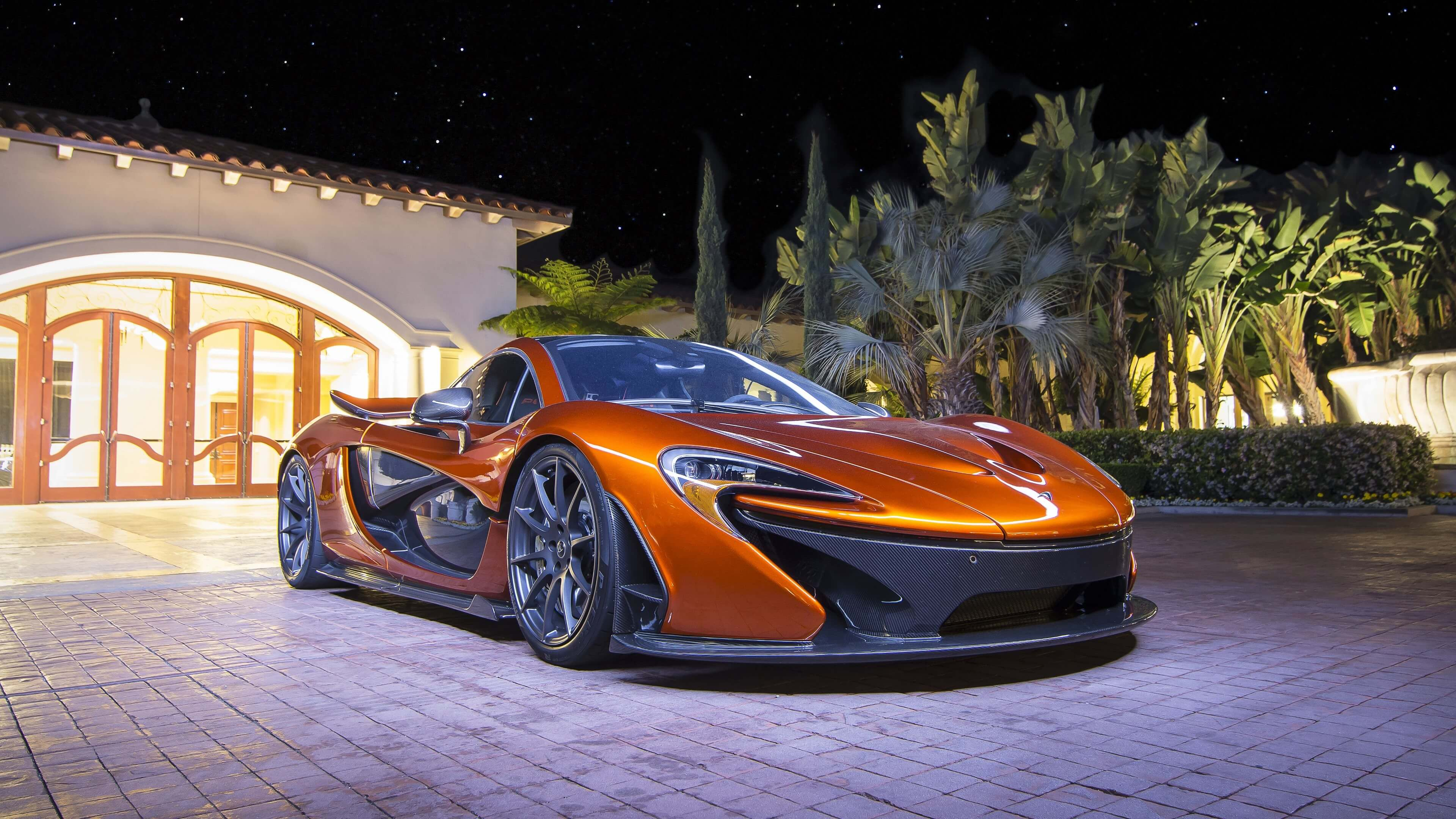 instant-luxury-rentals-Orange-Car-McLaren-P1
