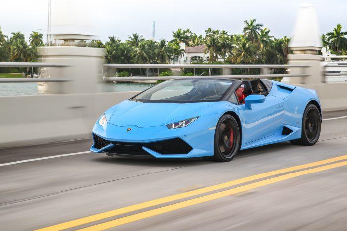 Lamborghini Huracan Convertible