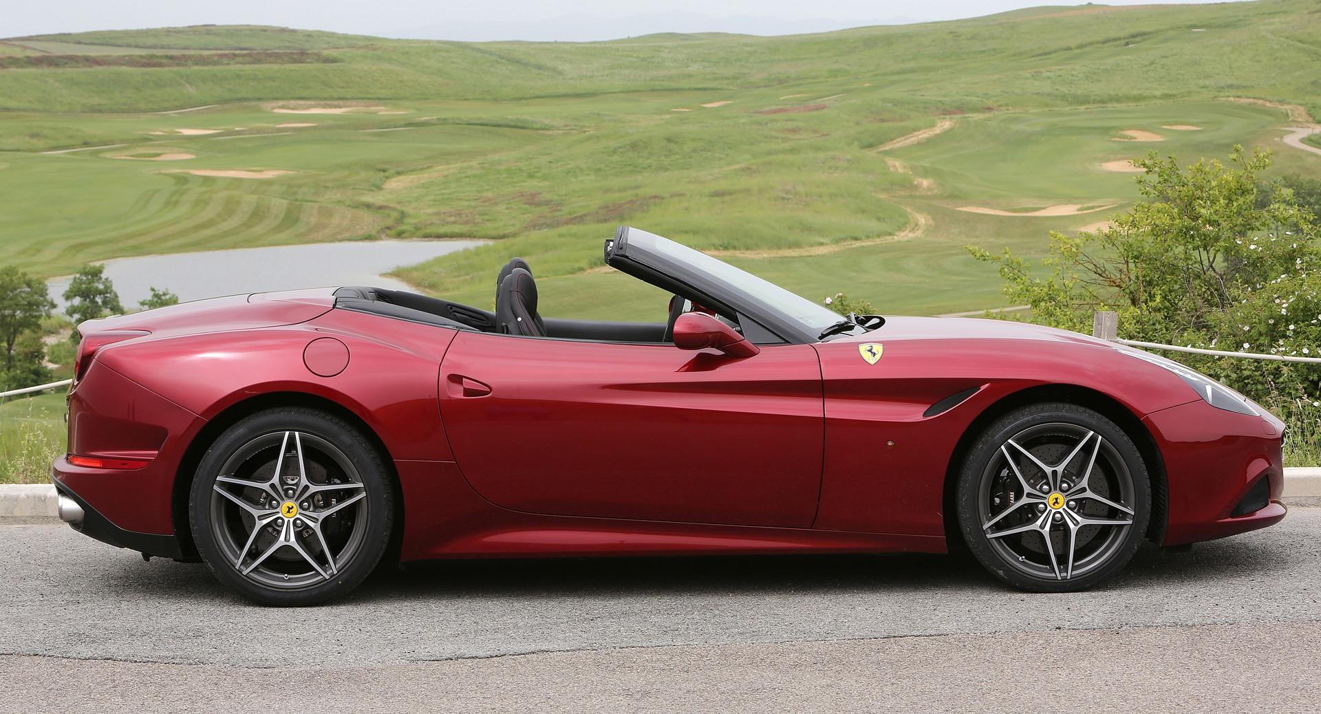 Ferrari California T Convertible — Instant Luxury Rentals