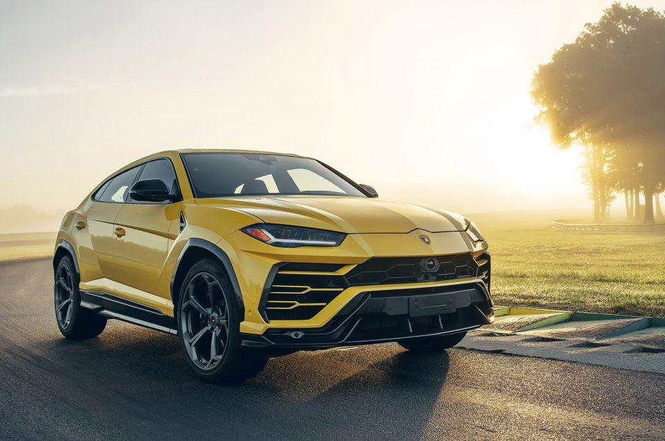 Lamborghini Urus — Instant Luxury Rentals